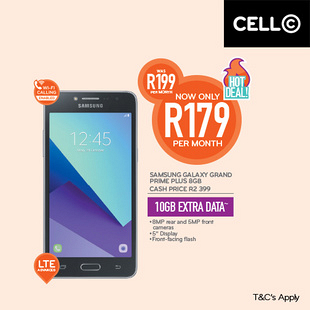 Cell C October Promotions
